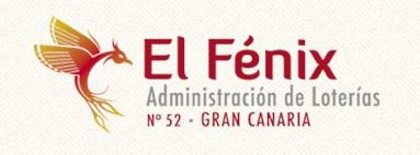 El Fénix administración de loteria nº52 de Las Palmas